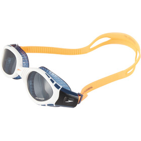 speedo Futura Biofuse Flexiseal Triathlon Goggles Unisex fluo orange/white/smoke